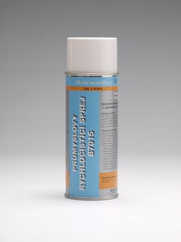 B7015 Průmyslový rychločistící sprej