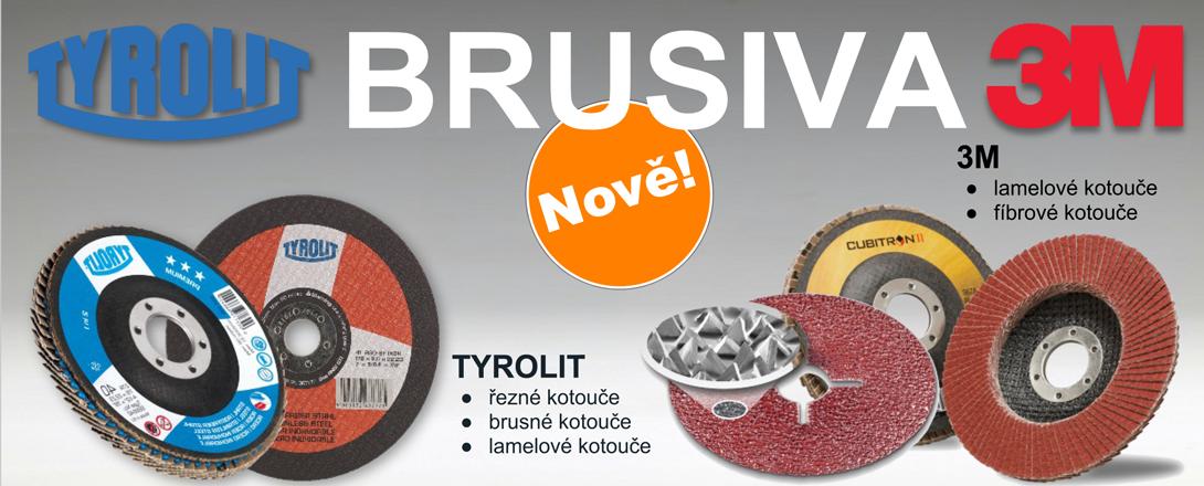 Brusivo Tyrolit a 3M