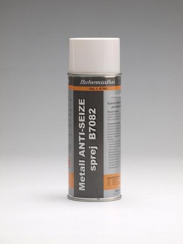 B7082 Metall ANTI-SEIZE sprej