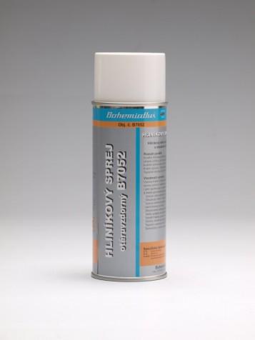 B7052 Hliníkový sprej otěruvzdorný