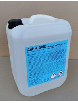 ANTI-COVID Hygiene - dezinfekční gel