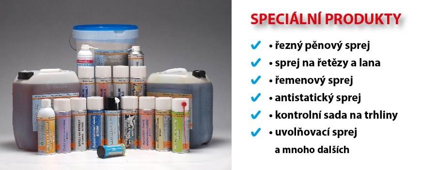 Speciální produkty